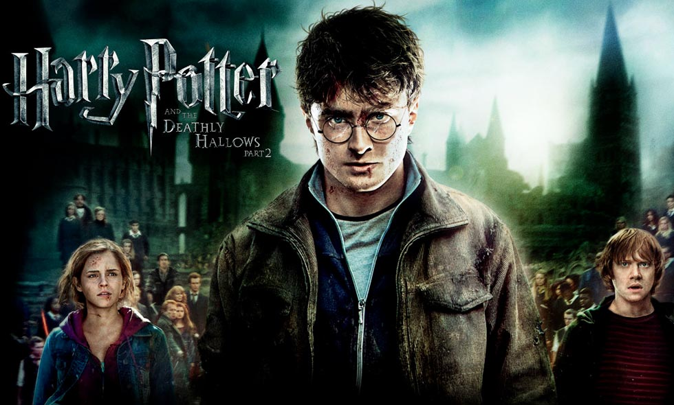 Harry Potter and the Deathly Hallows Part II Amazon Prime Video