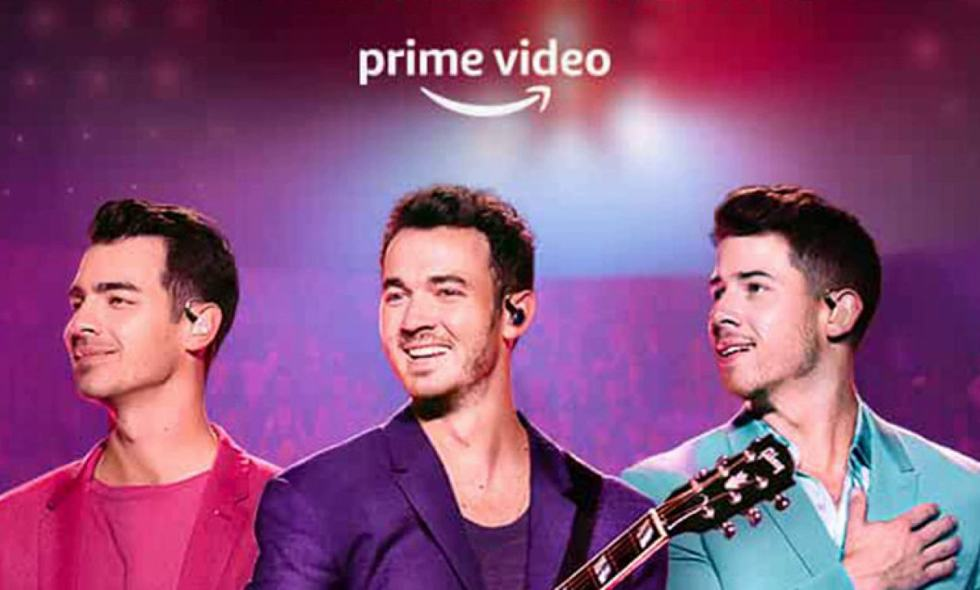 Jonas Brothers Amazon Prime Video