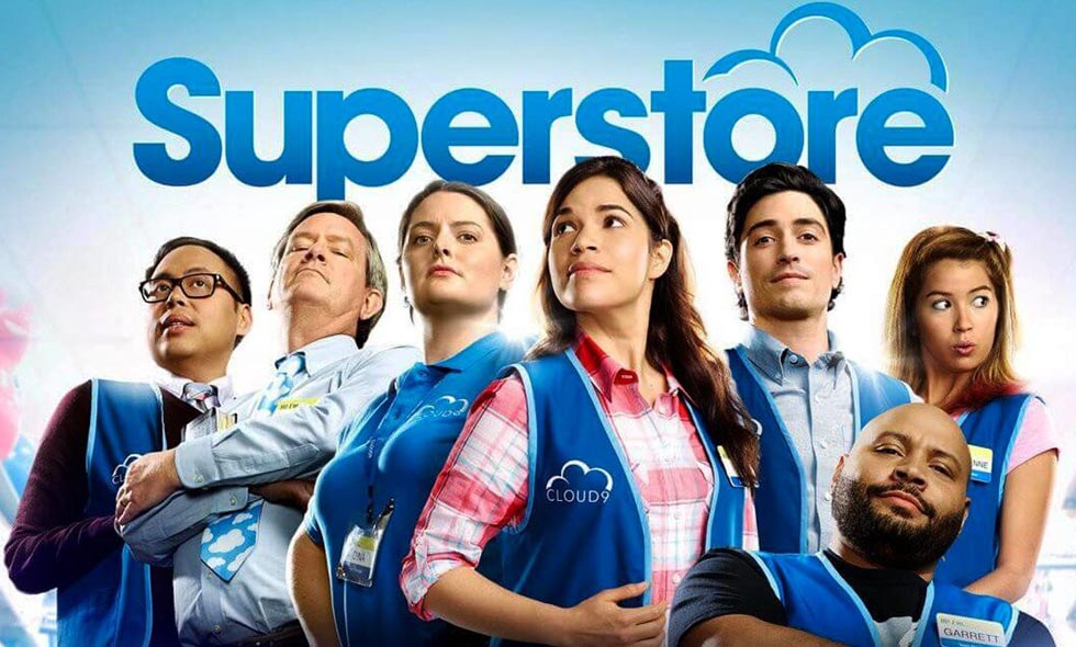 Superstore Amazon Prime Video