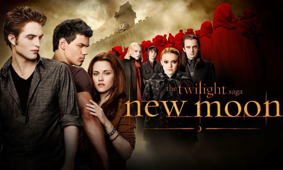 The Twilight Saga New Moon Amazon Prime Video