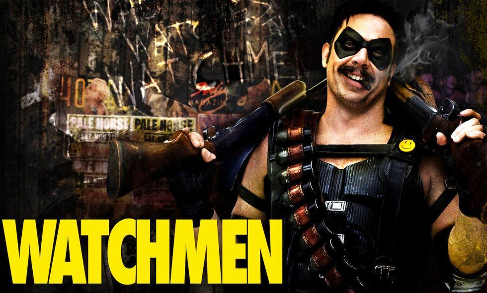 Watchmen Amazon Prime Video