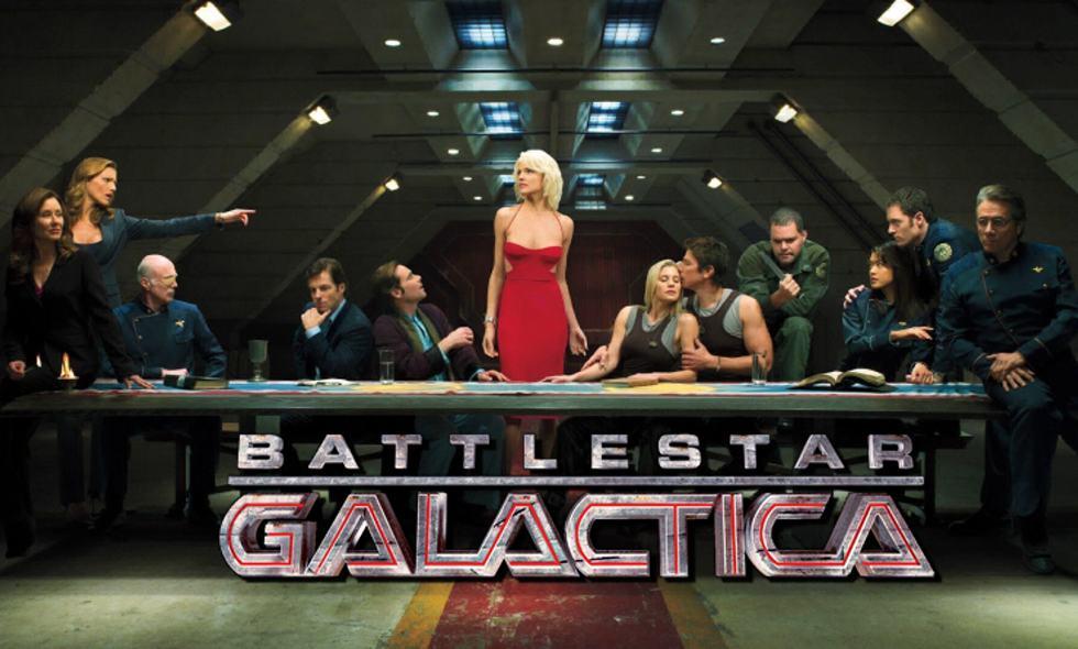Battlestar Galactica Amazon Prime Video