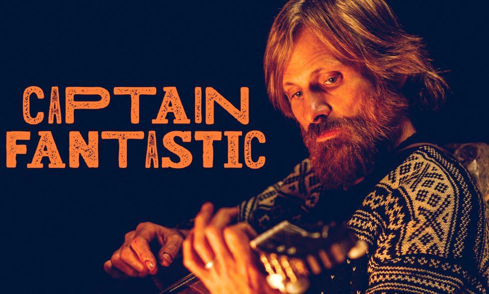Captain Fantastic Amazon Prime Video