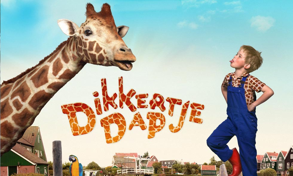 Dikkertje Dap Amazon Prime Video