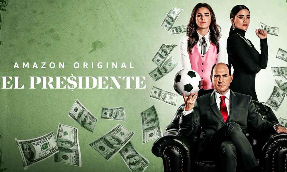 El Presidente Amazon Prime Video