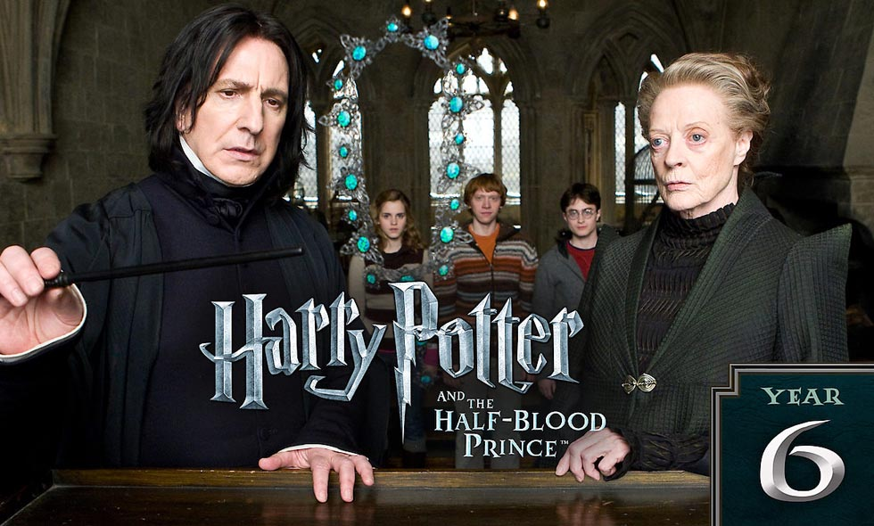 Harry Potter and the Half-Blood Prince Amazon Prime Video
