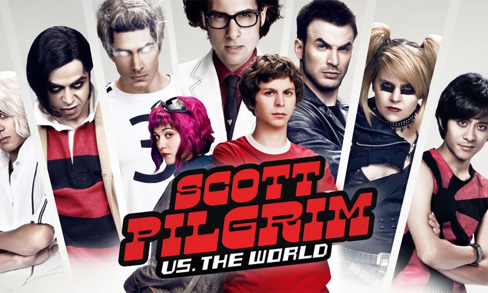 Scott Pilgrim vs The World Amazon Prime Video