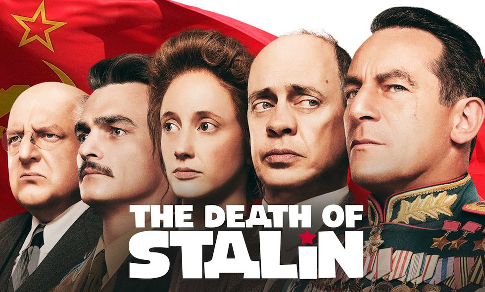 The Death of Stalin Amazon Prime Video
