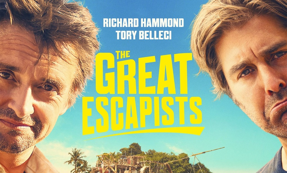 the great escapists amazon prime video