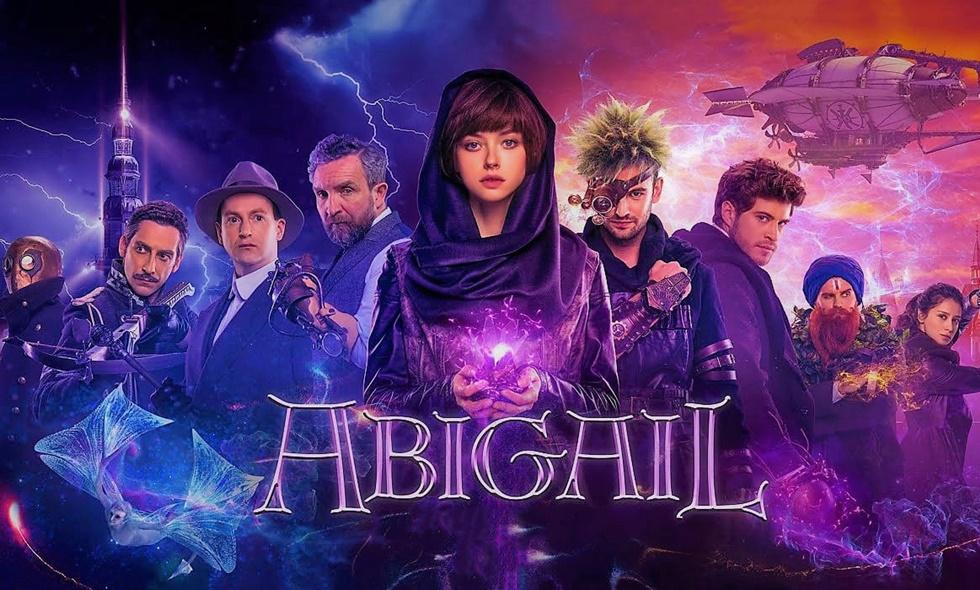 abigail amazon prime video
