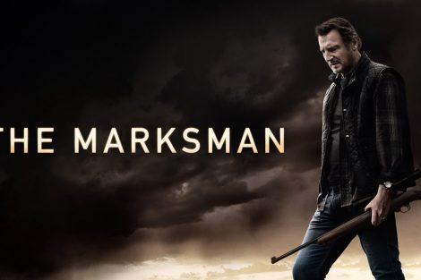 the marksman amazon prime video
