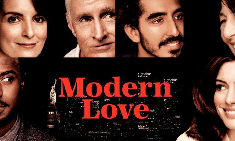 Modern Love Amazon Prime Video serie