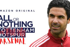 all or nothing arsenal prime video