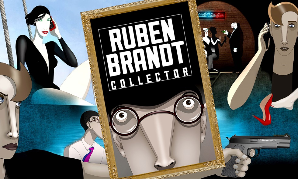 ruben brandt collector amazon prime video